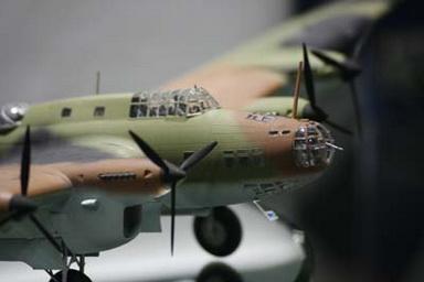 Стендовый авиамоделизм